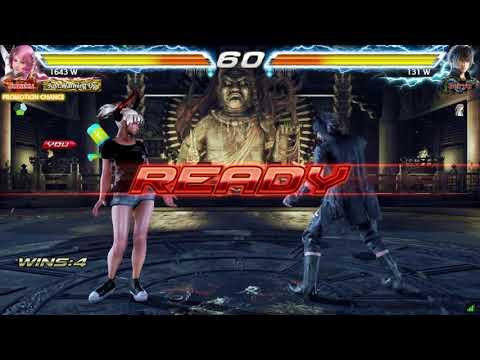 Tekken 7 Flexin For Mighty Ruler Alisa