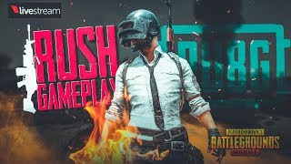 🔴PUBG Mobile : UNLEASHING THE BEAST || FULL ON RUSH GAMEPLAY AND CUSTOM ROOMS!!