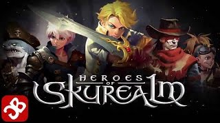 Heroes of Skyrealm (By 6waves) - iOS/Android - Gameplay Video