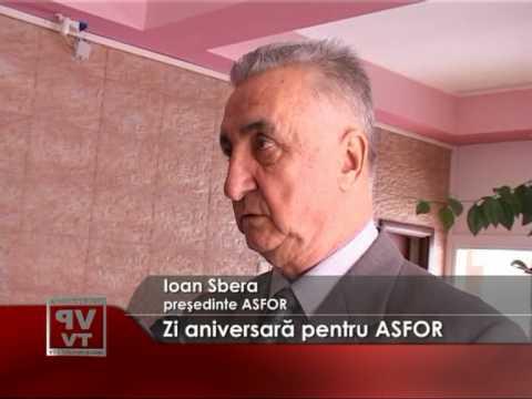 Zi aniversară pentru ASFOR