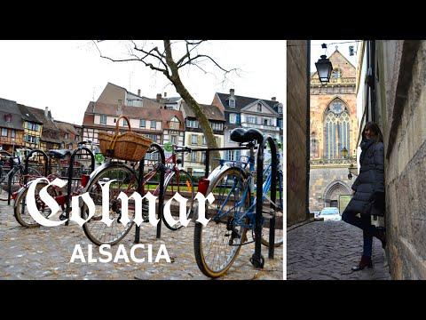 Nos perdemos en Colmar (Alsacia) | Dos Españoles por el Mundo