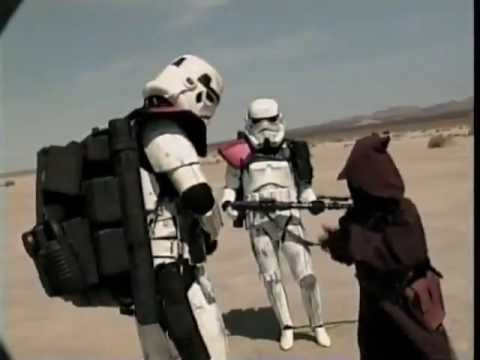 Troops (1997) Star Wars / COPS parody. HQ video / original soundtrack