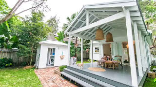 Part 1 of The Making of The Beach House