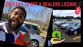 HOW TO GET A CAR DEALERS LICENSE IN 2020 | CHEAT CODE TO GETTING A ZONED LOCATION FOR ALL LICENSES!!