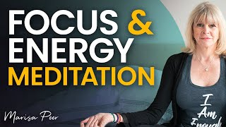 Morning Meditation For Productivity, Focus & Energy (Do This Every Day!) | Marisa Peer