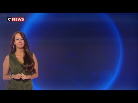 Alexandra Blanc - Météo CNews 18 septembre 2019