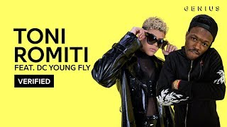 """Toni Romiti & DC Young Fly """"Never Thought"""" Official Lyrics & Meaning 