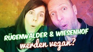 Rügenwalder Mühle & Wiesenhof werden vegan? [VEGAN]