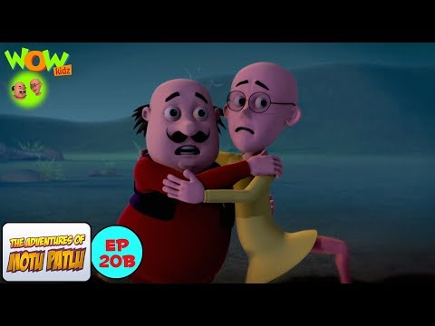 Bhoot Bangla - Motu Patlu in Hindi WITH ENGLISH, SPANISH & FRENCH SUBTITLES