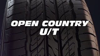 Toyo Open Country U/T