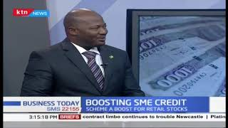 KCB running ''jaza duka'' Campaign, program that is keen in funding SMEs