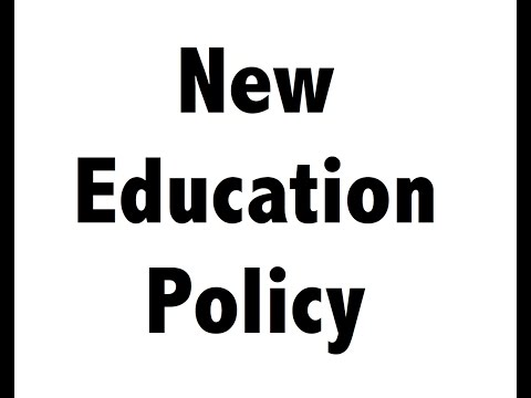 New Education Policy 2016 - Latest Issues for IAS/PSC/UPSC