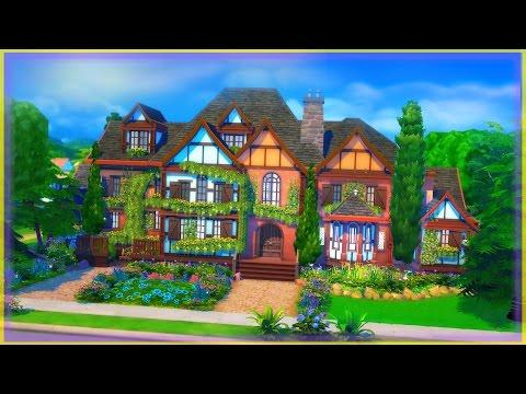Building The Logan's Dream Home l Sims 4