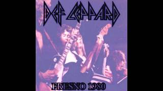 Def Leppard - Ride into the Sun live 1980