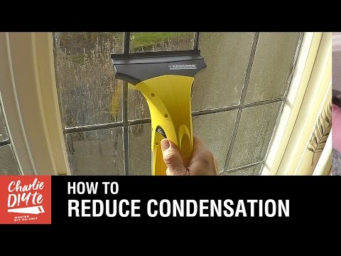 How to Reduce Condensation in your Home