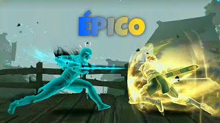 SHADOW FIGHT ARENA _ HELGA - GAMEPLAY EN ESPAÑOL HD 60 FPS