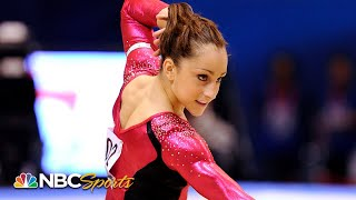 Jordyn Wieber BARELY Wins 2011 All-around World Title By Just .033 Points | NBC Sports