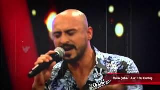 Burak Şahin 'Tanrım Beni Baştan Yarat'   O Ses Türkiye 18 Kasım 2014
