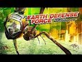 Earth Defense Force Insect Armageddon Gameplay