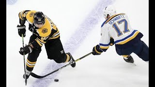 St. Louis Blues vs. Boston Bruins | 2019 Stanley Cup Finals Game 2 Highlights
