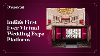 Indias First Ever Virtual Wedding expo platform