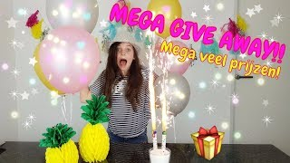 300.000 Subs Mega GiveAway - Bibi - Video Youtube