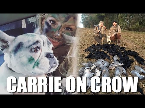 Carrie on Crows
