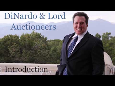 DiNardo & Lord Auctioneers & Charity Auctioneer Tom DiNardo Introduction
