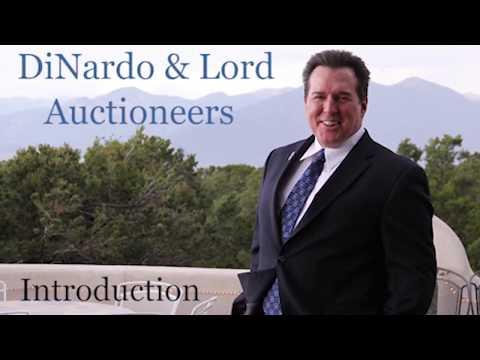 DiNardo & Lord Auctioneers & Charity Auctioneer Tom DiNardo Introduction
