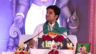 Shrimad Bhagwat Mahatmya | Day 1, Part 2 | Bhagwat Katha by Indresh Ji Upadhyay in New Delhi