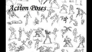 Tutorial Action Poses