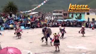 Carnaval de Mollocmarca - 1ER  LUGAR - Concurso Nacional de Carnavales Coya 2015