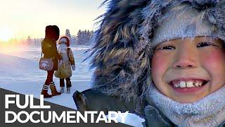 Most dangerous ways to School - OIMJAKON (Russia)