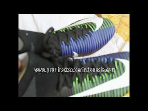 Sepatu Bola Nike Mercurial Superfly V FG Black Seaweed 831940 013 Original