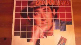 Don Williams - Where The Arkansas River Leaves Oklahoma