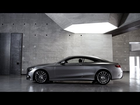 The new S-Class Coupé - Mercedes-Benz original