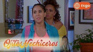 ¡Estrella Descubre Que Joao Le Es Infiel Con Clarissa!   Ojitos Hechiceros 10042018