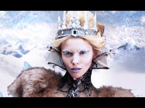 how to make an ice queen in photoshop cs5
