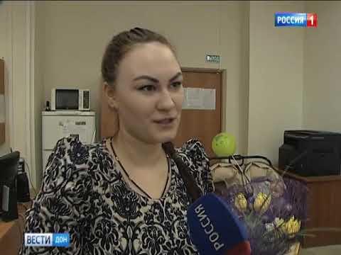 Первая в этом году ростовская семья с двойней получила материнский капитал