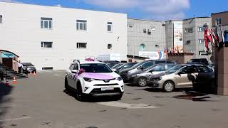 Аренда автомобиля Toyota RAV 4 New с водителем в Челябинске (www.auto454.ru)