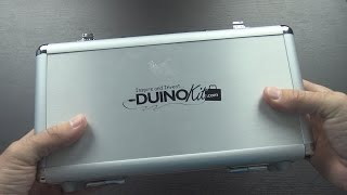 Duinokit, Jr. Arduino-based Learning System Unboxing!
