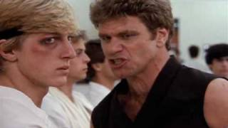 The karate kid (soundtrack)- Survivor- The Moment of Truth