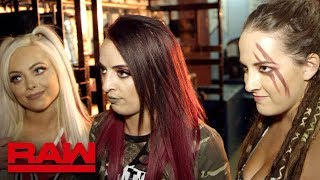 The Riott Squad to battle The Bella Twins & Natalya tonight: Raw Exclusive, Sept. 24, 2018 - Video Youtube