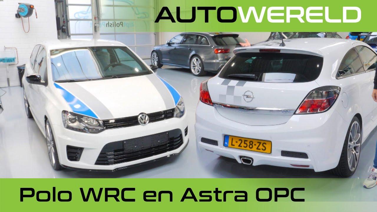 Volkswagen Polo WRC en Opel Astra OPC Nürburgring | Stipt Polish Point