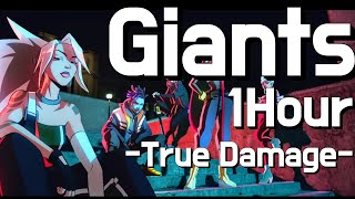 [No Middle Ads] Giants -True Damage 1시간 1Hour