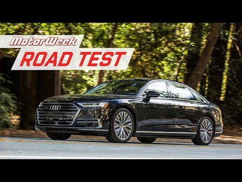 External Review Video 5HddHDmiagw for Audi A8, A8L & S8 Sedan (D5 Typ 4N)