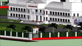 Le nouveau Palais National D´Haiti