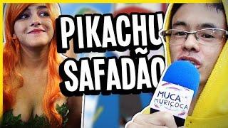 PIKACHU SAFADÃO (XIM) - Geek Prime Festival   Brasília - DF [1/2]