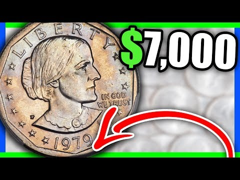 SUPER RARE DOLLAR COINS SELLING FOR THOUSANDS OF DOLLARS - COINS WORTH MONEY!! Mp3