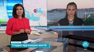 NRK Dagsrevyen Intro Transparent (HD)